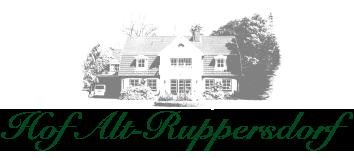 Willkommen auf Hof Alt-Ruppersdorf